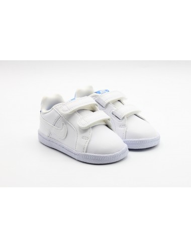 Deportiva Nike Court Royale blanca-azul twinsisters