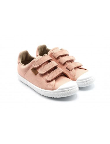 Deportiva puntera goma 3 velcros rosa twinsisters