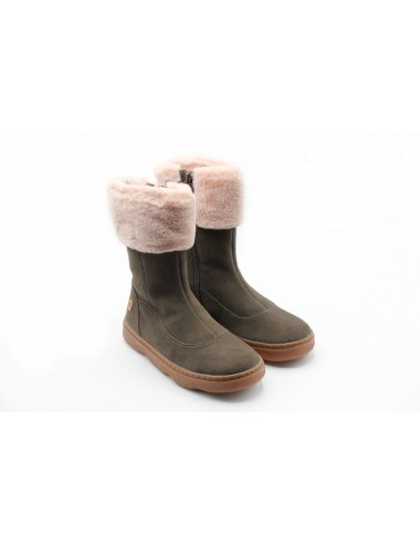 Bota Camper gris y rosa twinsisters