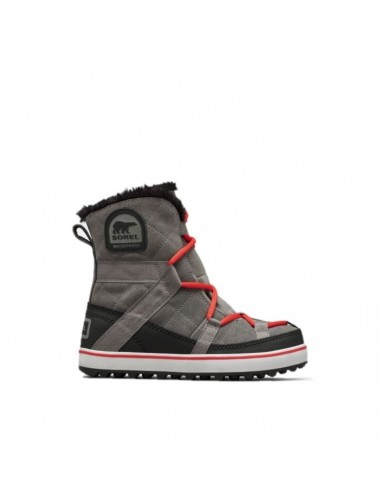 Bota Sorel Glacy Explorer Shortie gris