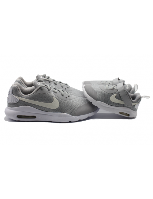 Deportiva Nike Air Max gris blanco twinsisters