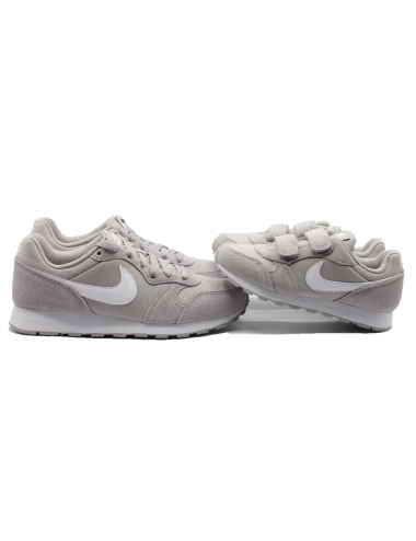 Nike MD Runner gris blanco