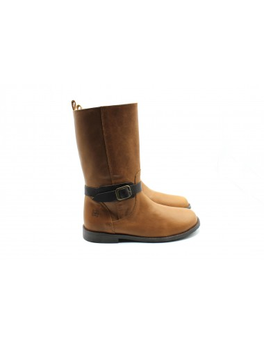 Bota WEST cuero junior